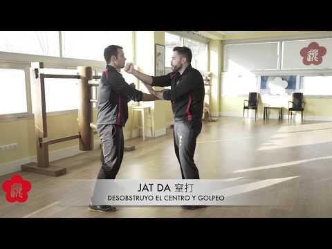 Jat Da – Desobstruir el Centro y Golpear