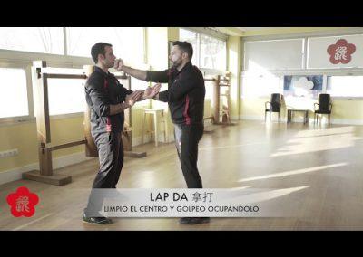 Lap Sao – Limpieza y ocupación del Centro desde Codo Alto