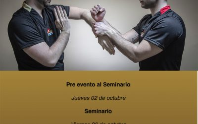 Ving Tsun Madrid – Seminario para Tutores – Nivel 1