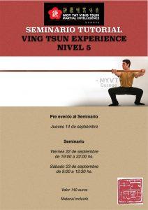 Seminario de Bastón de Ving Tsun