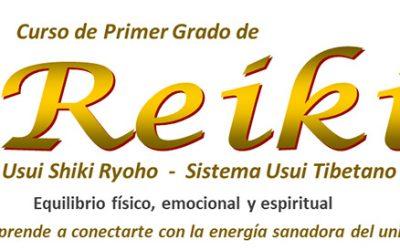 Curso de Reiki en Madrid Por el Profesor José Luis Celemín