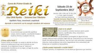Curso de Reiki en Madrid - Ving Tsun