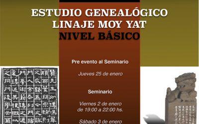 Estudio Genealógico del Linaje Moy Yat