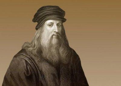 Discípulos de la Experiencia, Leonardo da Vinci y Moy Yat