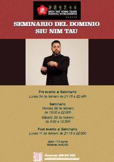 Seminario del Dominio Siu Nim Tau