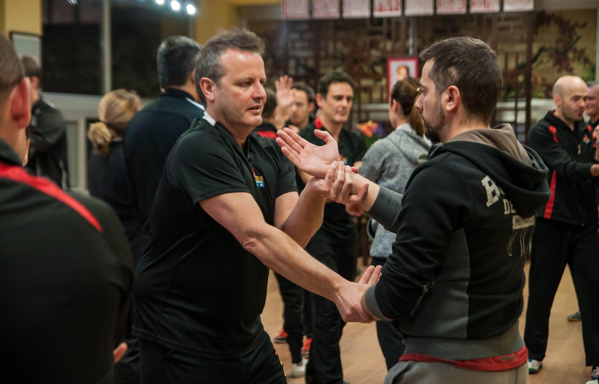 Puedes aprender Wing Chun en Madrid en el centro del maestro Marcelo navarro. Clases de Wing Chun Madrid.