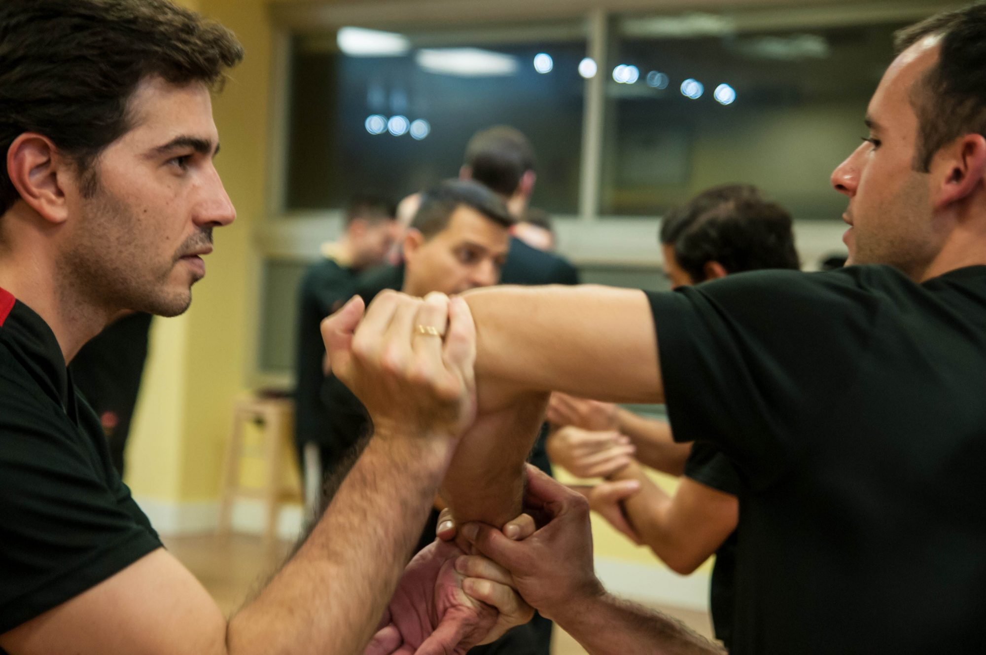 Escuela de Wing Tsun en España: Madrid, Barcelona, Sevilla, Bilbao. Escuela Tradicional de Wing Tsun del Maestro Marcelo Navarro.