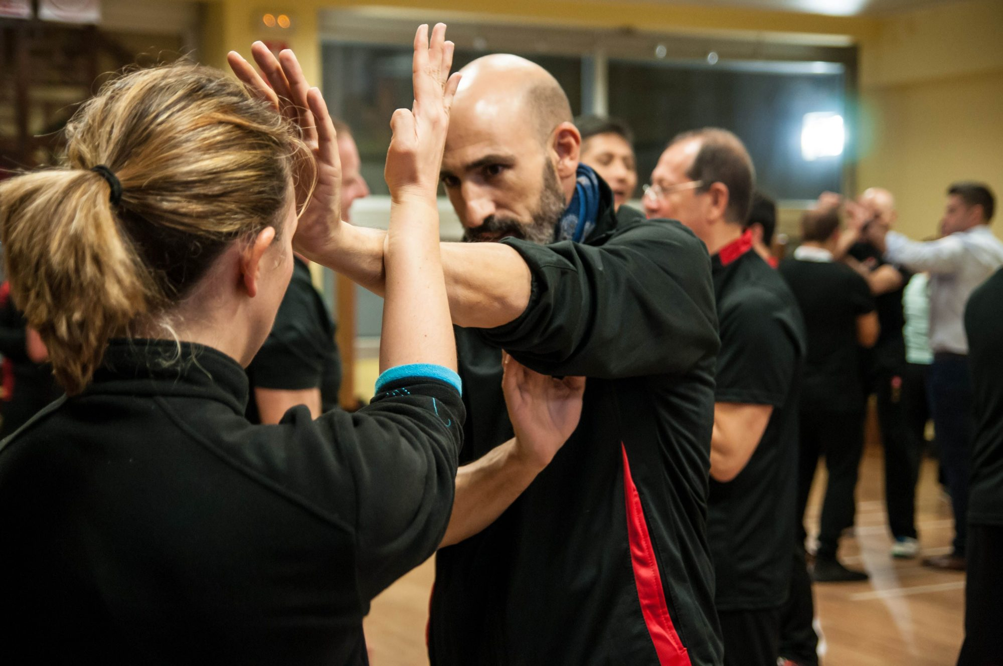 Aprender técnicas de Wing Chun. Defensa Personal.
