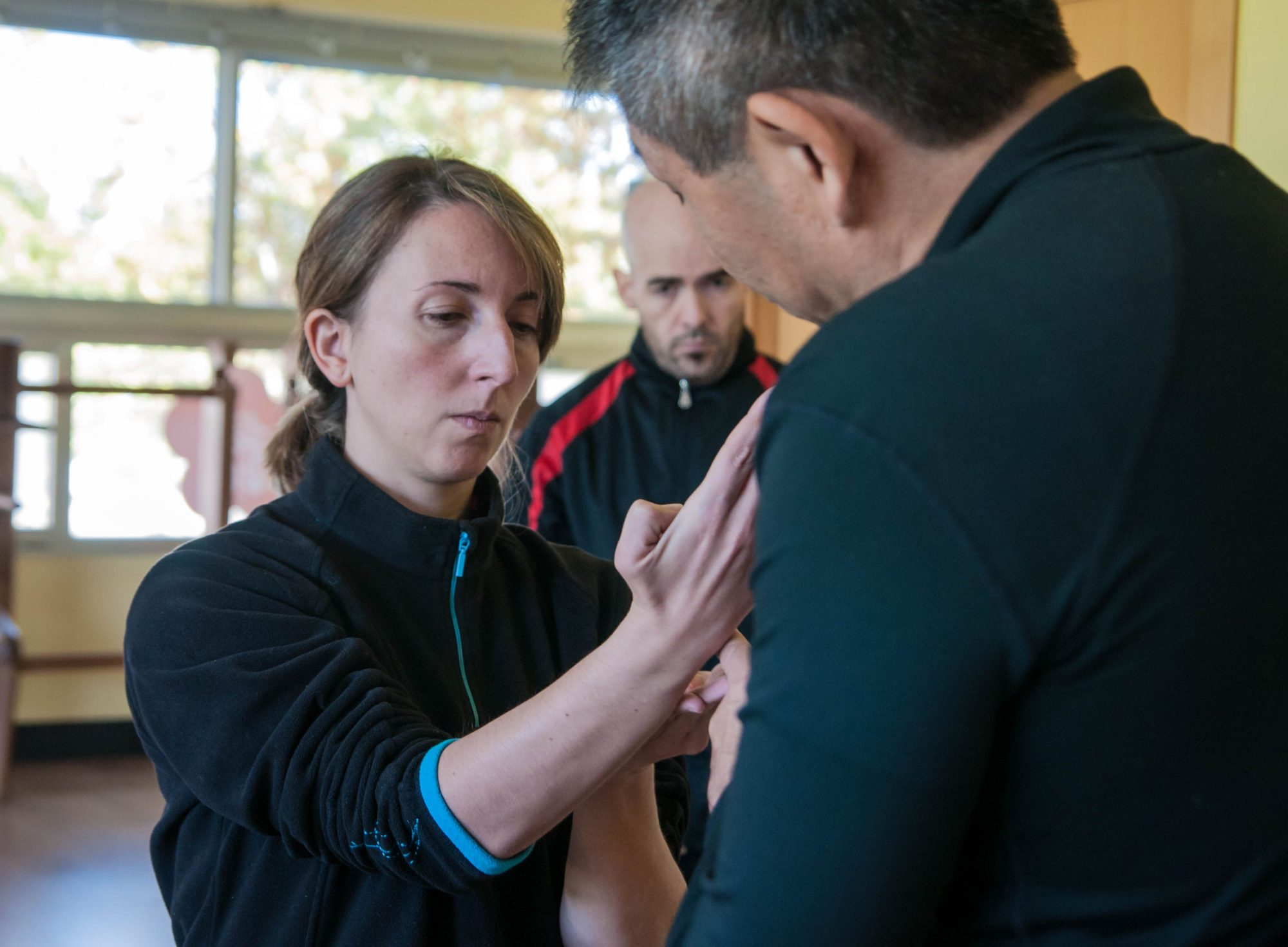 Clases de Wing Chun para mujeres. Aprende defensa personal